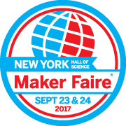 As seen at New York Maker Faire 2017